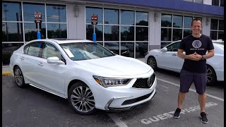 Should you BUY the 2020 Acura RLX or WAIT for the redesign?