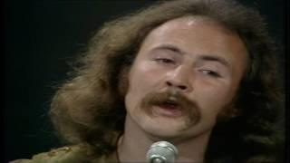 David Crosby & Graham Nash -  The Lee Shore (Live 1971)