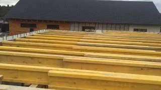 Монтаж инвентарной опалубки перекрытия(Монтаж инвентарной опалубки перекрытия в Карелии, бетонные работы любой сложности., 2016-09-29T18:04:16.000Z)