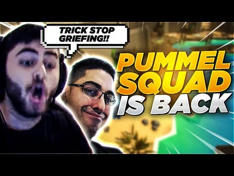 Yassuo | PUMMEL SQUAD IS BACK IN IT Ft. Tyler1, Trick2G, Voyboy