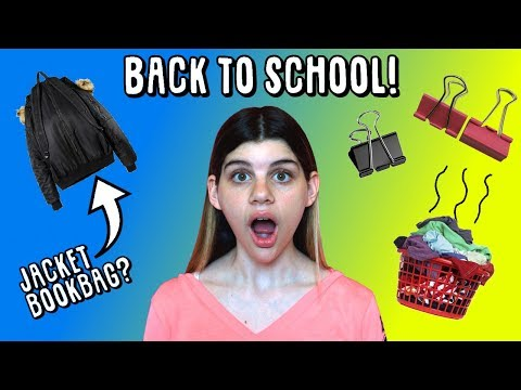 DIY Back To School Life Hacks | Weird Back To School Life Hacks | Life Hacks Test