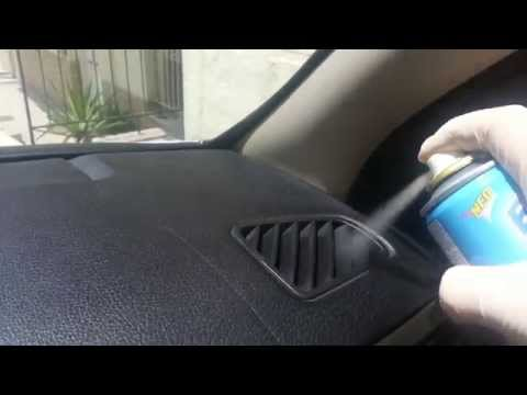 How to Clean your Car AC in under 10 minutes