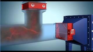 Industrial Electrostatic Precipitator
