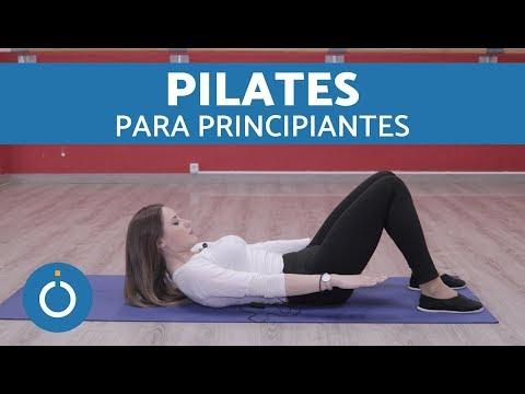 Pilates para PRINCIPIANTES  - PILATES CLASE COMPLETA