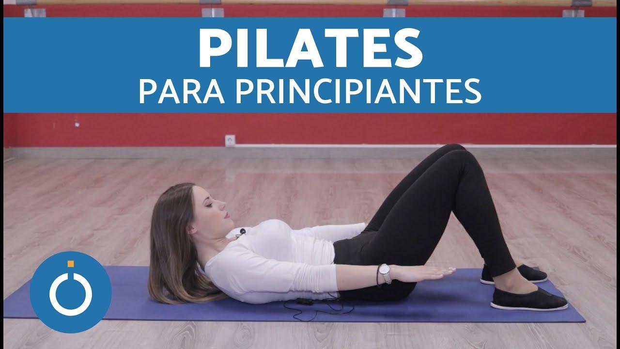 Pilates Para Principiantes Pilates Clase Completa Youtube