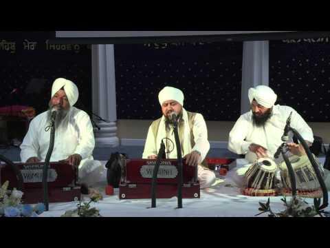 Bhai Onkar Singh (Una Sahib Wale) - Live at Sikh Gurdwara San Jose - Nov 8, 2015
