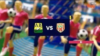 Bucaramanga vs Envigado - Fecha 14 -  Liga Aguila II 2018