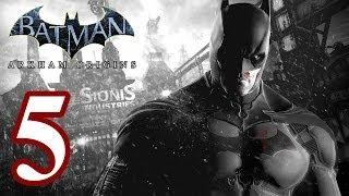 Batman: Arkham Origins Walkthrough PART 5 [PS3] Lets Play Gameplay TRUE-HD QUALITY