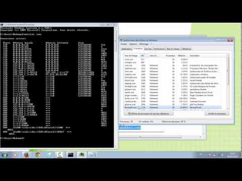 كيف اعرف ان جهازي مخترق ويندوز 7