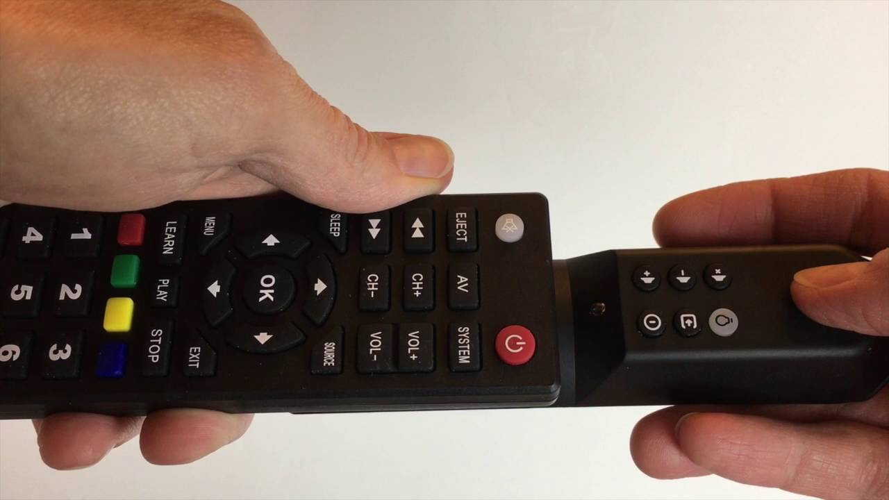 How to Program the Piggyback Remote for Fire TV Voice Remote