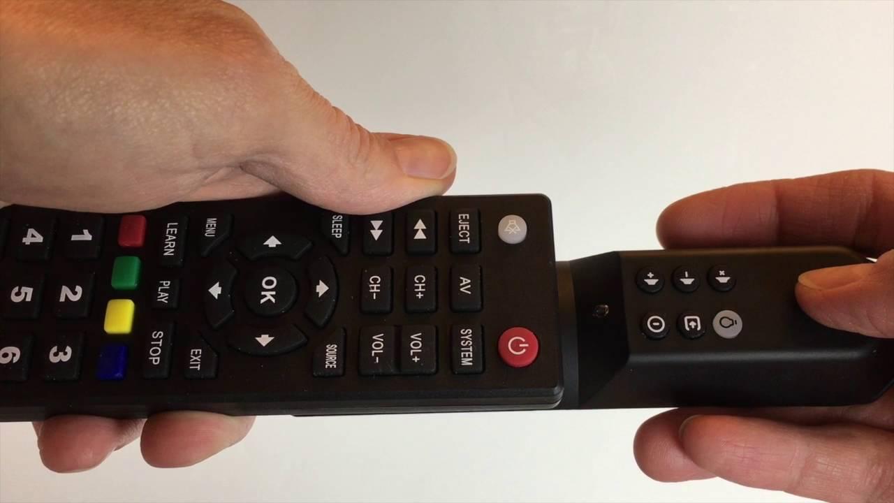 Mission Piggyback Remote™ Add-on for Fire TV Remote