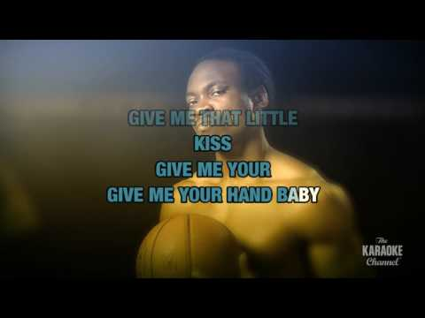 This Woman's Work in the style of Maxwell | Karaoke with Lyrics
