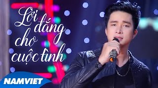 Lời Đắng Cho Cuộc Tình - Mạnh Đồng (MV OFFICIAL)