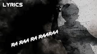 EN CHELLA KUTTIYE EN KANNIN MANIYE lyrics song(lyrics official)  new song tamil, en chella KUTTIYE,