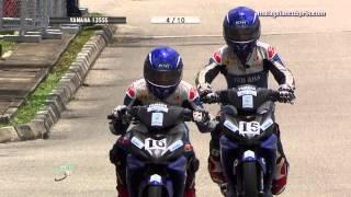 2014 Rd1 Batu Kawan - Perlumbaan Akhir Yamaha - PETRONAS Malaysian Cub Prix Championship