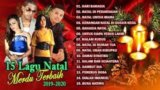 15 Lagu Natal Merdu Terbaik 2019 - 2020 [FULL ALBUM]