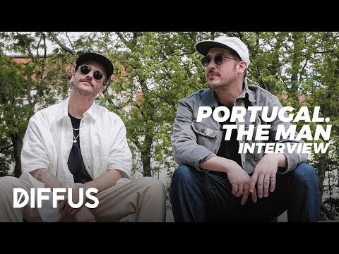 Portugal. The Man - The Woodstock Interview // DIFFUS Magazin