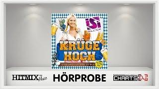 Isi Glück - Krüge hoch (Ich will zurück zu dir - Hände hoch Malle) (Hütten Mix) - Hörprobe