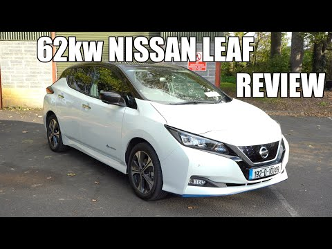 Nissan Leaf 2020 Review Longer Range Version But Is It Worth The Cost Youtube