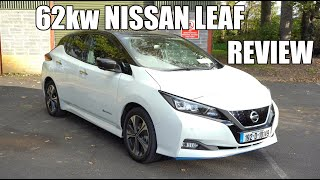 #nissanleaf #electriccar #leaf the nissan leaf is best selling electric car in so many markets. it just feels like got there first. now car...