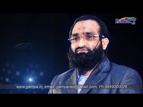Bro Shafi talk on Personality Development class at  IMPACT 2014