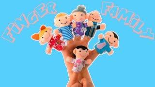 Finger Family Song | Daddy Finger Nursery Rhymes | Nursery Rhymes & Songs For Children