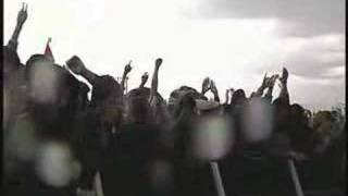 Constantines - Young Lions & Working Full-Time [LIVE at Sasquatch during a hail storm]