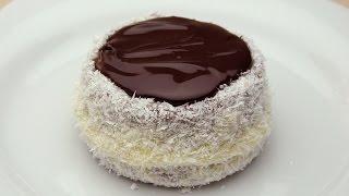 Кокосово-шоколадные мини кексы рецепт