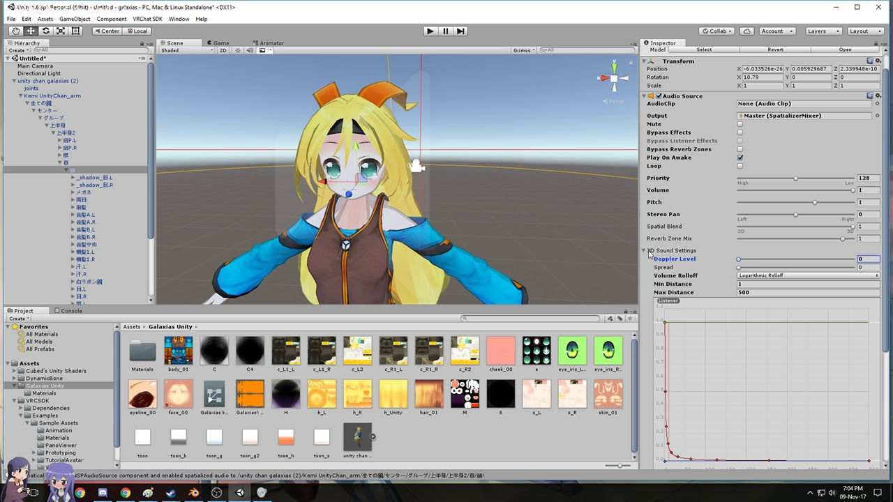 VRChat MMD dance to avatar tutorial [ Updated Desc 19-Jan 18 ]