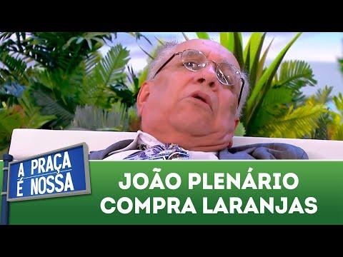 João Plenário compra laranjas para lavar dinheiro | A Praça é Nossa (02/08/18)