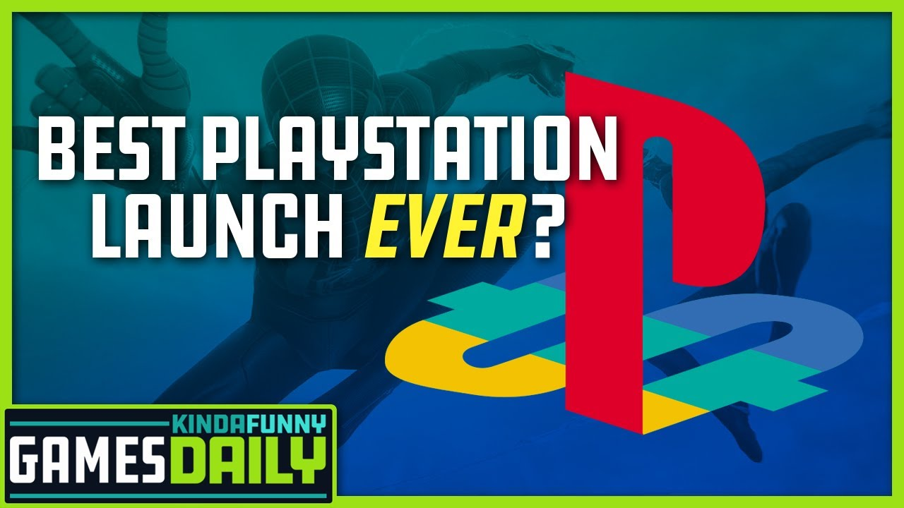 Playstation 5 Sales Numbers Have Arrived Kinda Funny Games Daily 02 03 21 Youtube