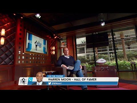 Warren Moon Calls in to The Rich Eisen Show (Full Interview) 10/20/14