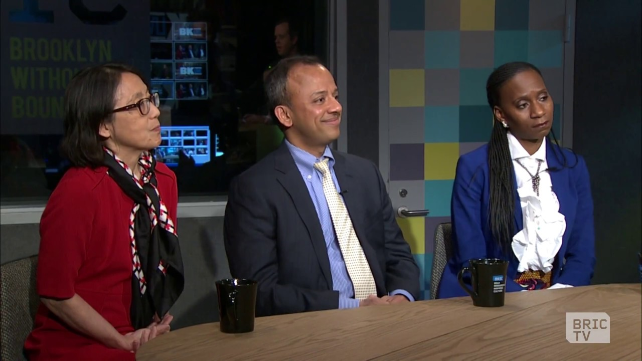 GI Cancers - Activism and Research in Brooklyn | BK Live