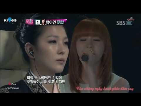 WendysLoveConfession I Miss You  Baek Ah Yeon