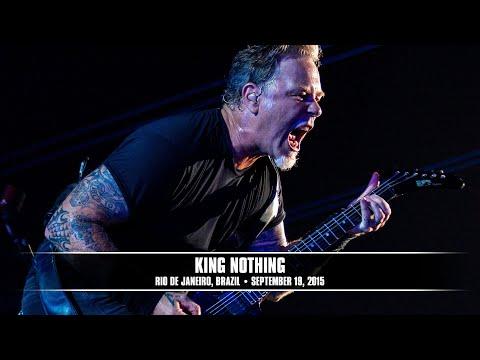 Metallica: King Nothing MetOnTour  Rio de Janeiro, Brazil  2015
