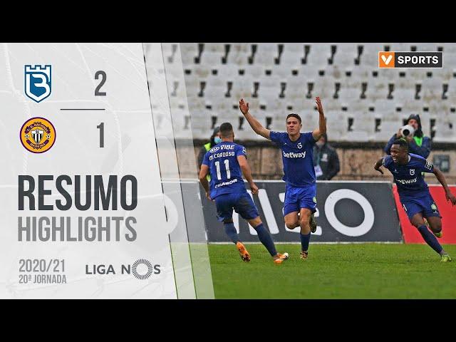 Highlights | Resumo: Belenenses SAD 2-1 CD Nacional (Liga 20/21 #20)