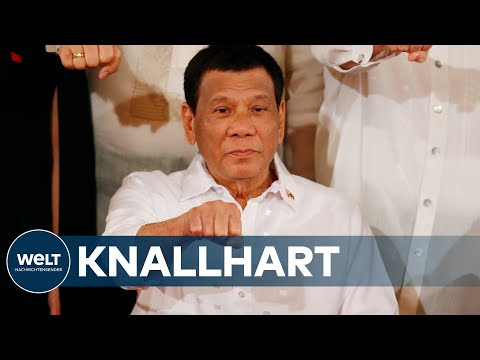 CORONA-KRISE: Auf Den Philippinen Dreht Präsident Duterte Völlig Frei