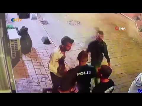 NTV | Şarkıcı Çağatay Akman eski sevgilisi Öykü Uslu ve arkadaşına böyle saldırdı