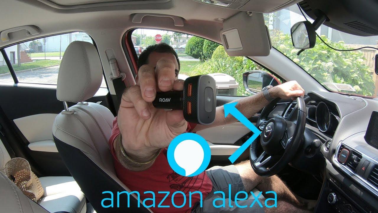 Amazon Alexa For Your Car