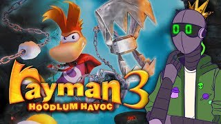 In Defense of Rayman 3: Hoodlum Havoc