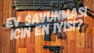 Ev Savunması İçin En İyi Silah , #BeTacticool