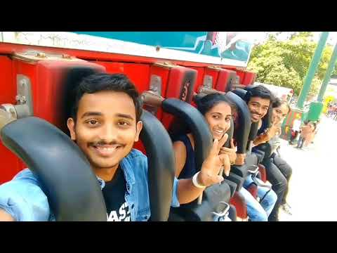 Trip to Adlabs Imagica | Top 4 amazing rides | Theme Park | Vlog