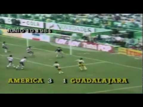 Club America, La Historia de sus 10 Campeonatos
