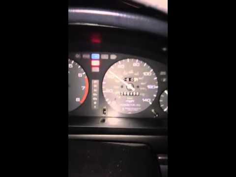 95 Honda Accord vss malfunction