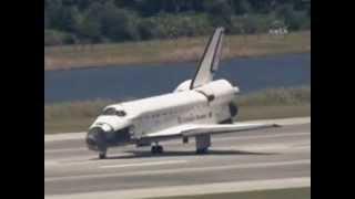 STS-118/13A.1 FD14 post-landing