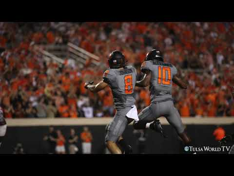 Highlights from OSU's win over McNeese State - YouTube