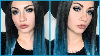 Easy Gothic/Alternative Makeup Tutorial!   HeyThereImShannon