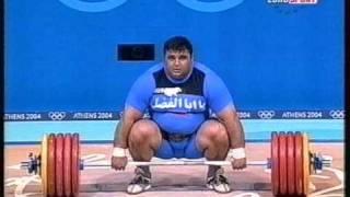 Gewichtheben - Weltrekord im Stoßen.mpg