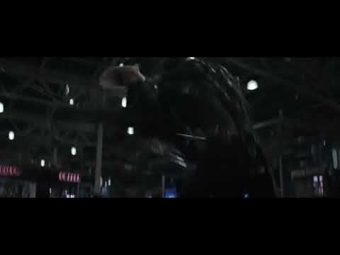 Infinity War: Captain America, Black Widow and Falcon vs Proxima Midnight and Corvus Glaive