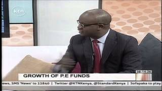 Business Chat: Growth of Private Equity Funds